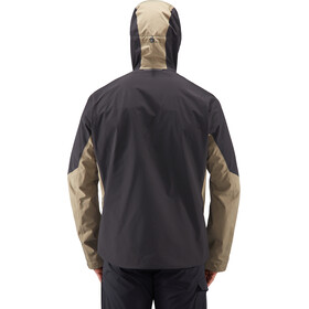 Haglöfs Virgo Jacket Herr dune/slate